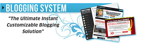 Empower Network Blogging System