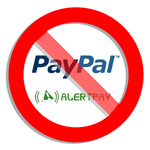 PayPal and AlertPay